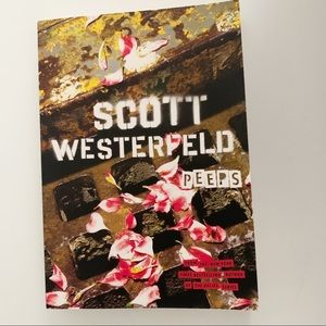 Other - 3x10 PEEPS Book by Scott Westerfield